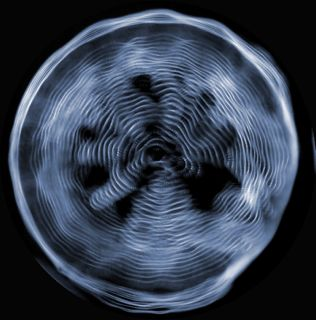 Cymatics Used To Create Dolphin Alphabet | Journal of Cymatics